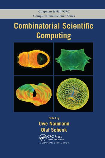 Combinatorial Scientific Computing book cover