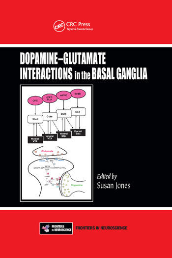 Dopamine - Glutamate Interactions in the Basal Ganglia book cover