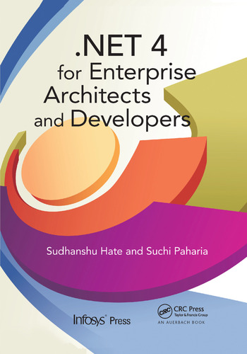 .NET 4 for Enterprise Architects and Developers book cover