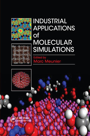 Industrial Applications of Molecular Simulations book cover