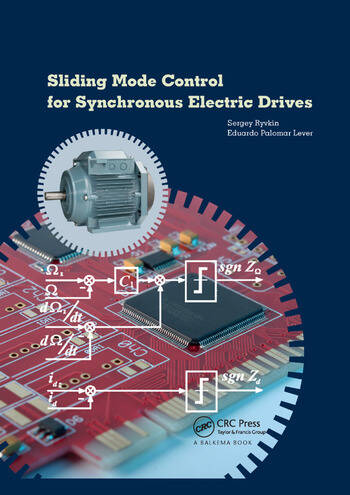 Sliding Mode Control for Synchronous Electric Drives book cover