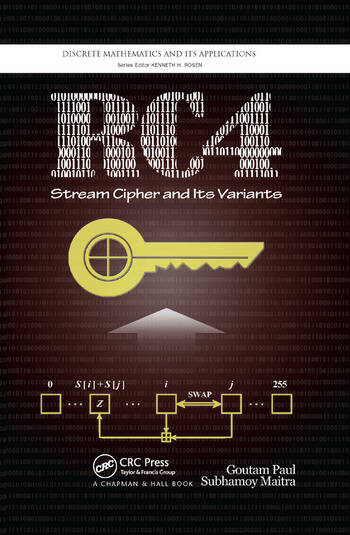 RC4 Stream Cipher and Its Variants book cover
