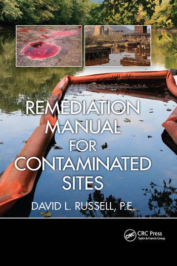 Remediation Manual for Contaminated Sites book cover