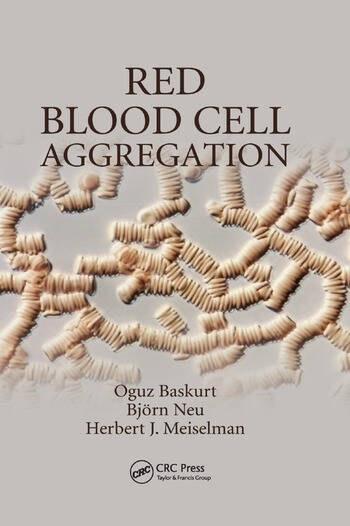 Red Blood Cell Aggregation book cover