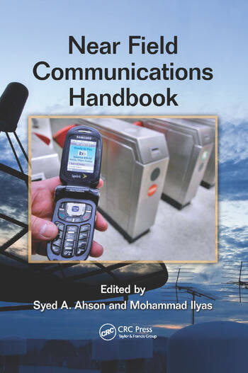 Near Field Communications Handbook book cover