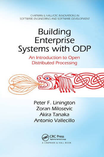 Building Enterprise Systems with ODP An Introduction to Open Distributed Processing book cover