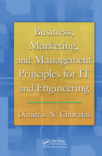 Business, Marketing, and Management Principles for IT and Engineering book cover
