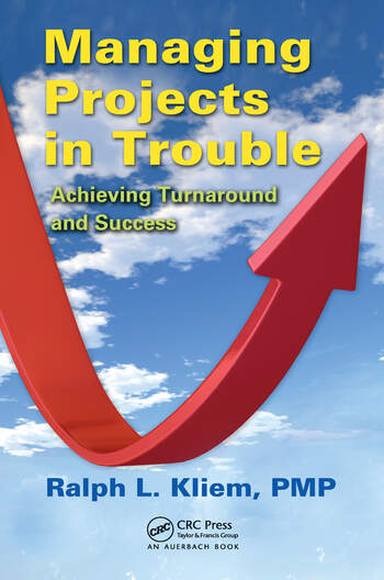 Managing Projects in Trouble Achieving Turnaround and Success book cover