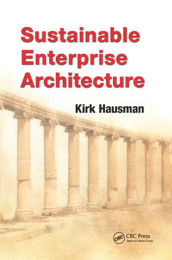 Sustainable Enterprise Architecture book cover