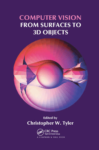 Computer Vision From Surfaces to 3D Objects book cover