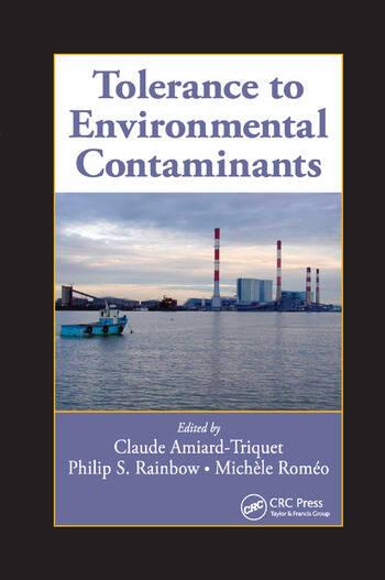 Tolerance to Environmental Contaminants book cover