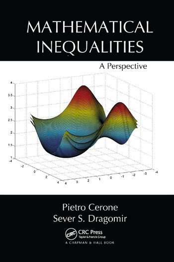 Mathematical Inequalities A Perspective book cover