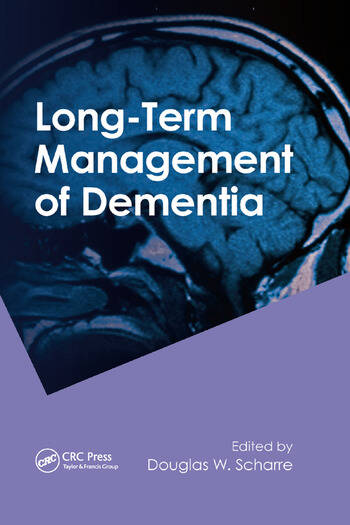Long-Term Management of Dementia book cover