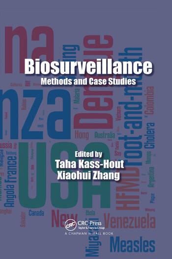 Biosurveillance Methods and Case Studies book cover