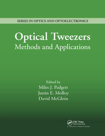 Optical Tweezers Methods and Applications book cover