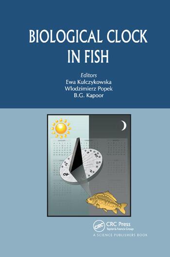 Biological Clock in Fish book cover