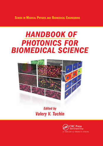 Handbook of Photonics for Biomedical Science book cover