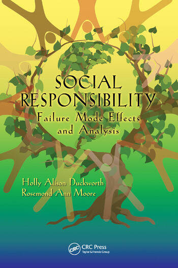 Social Responsibility Failure Mode Effects and Analysis book cover
