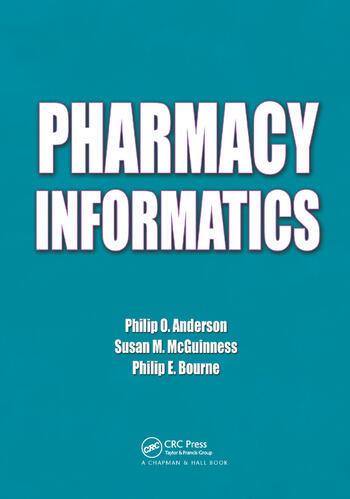 Pharmacy Informatics book cover