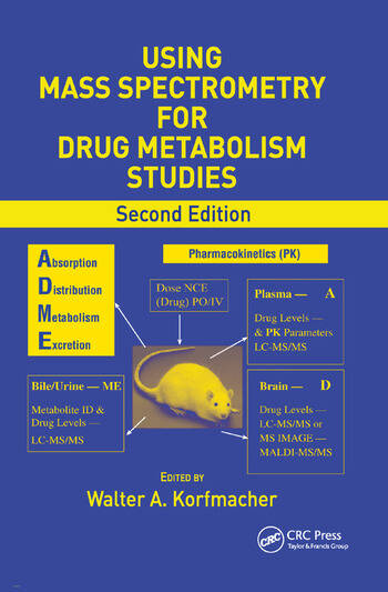 Using Mass Spectrometry for Drug Metabolism Studies book cover