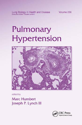 Pulmonary Hypertension book cover
