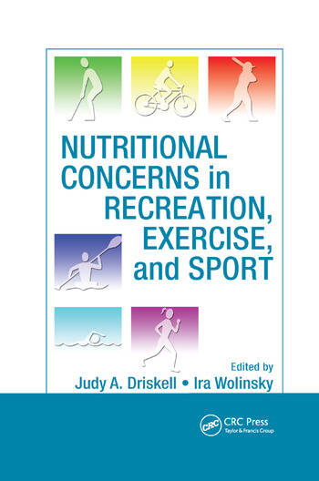 Nutritional Concerns in Recreation, Exercise, and Sport book cover