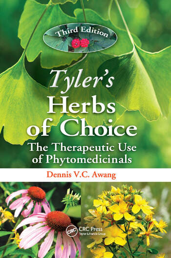 Tyler's Herbs of Choice The Therapeutic Use of Phytomedicinals, Third Edition book cover