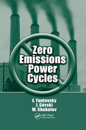 Zero Emissions Power Cycles book cover