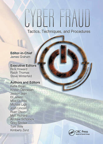 Cyber Fraud Tactics, Techniques and Procedures book cover