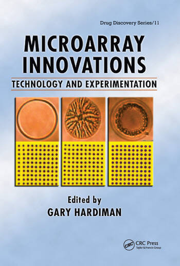 Microarray Innovations Technology and Experimentation book cover
