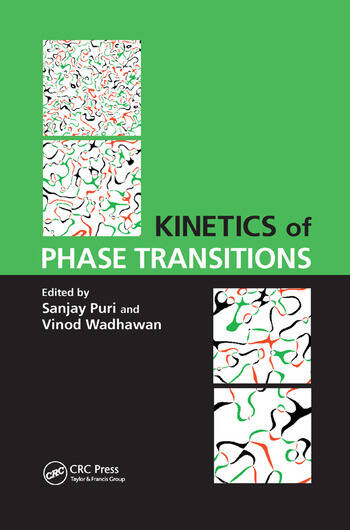 Kinetics of Phase Transitions book cover