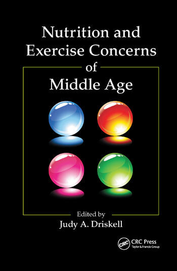 Nutrition and Exercise Concerns of Middle Age book cover