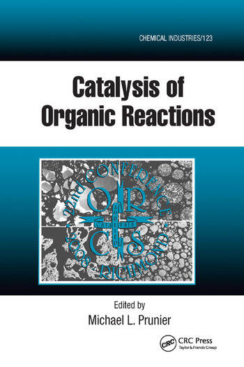 Catalysis of Organic Reactions Twenty-second Conference book cover