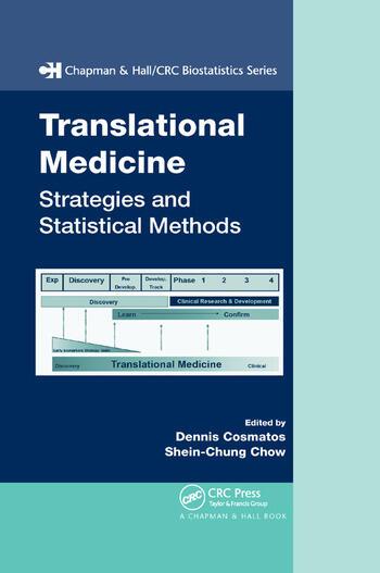 Translational Medicine Strategies and Statistical Methods book cover