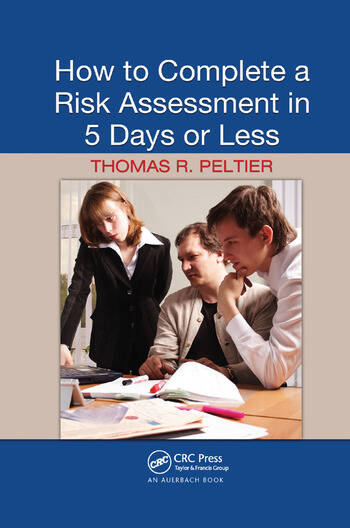 How to Complete a Risk Assessment in 5 Days or Less book cover