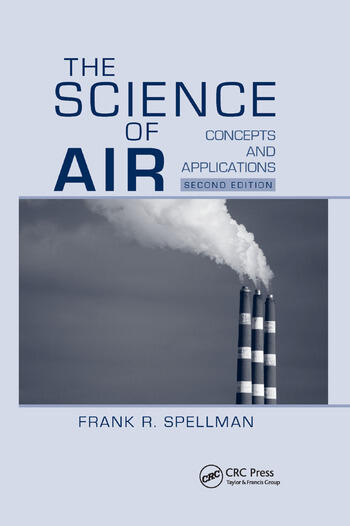 The Science of Air Concepts and Applications, Second Edition book cover