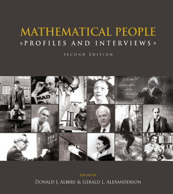 Mathematical People Profiles and Interviews book cover