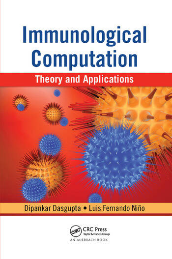 Immunological Computation Theory and Applications book cover