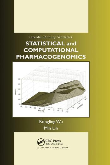 Statistical and Computational Pharmacogenomics book cover