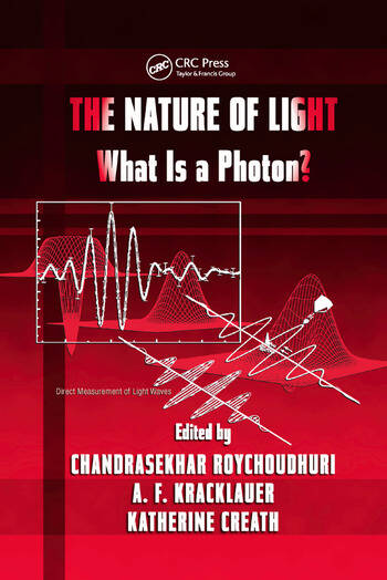 The Nature of Light What is a Photon? book cover