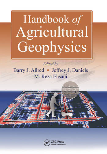 Handbook of Agricultural Geophysics book cover