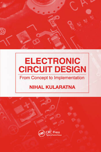 Electronic Circuit Design From Concept to Implementation book cover