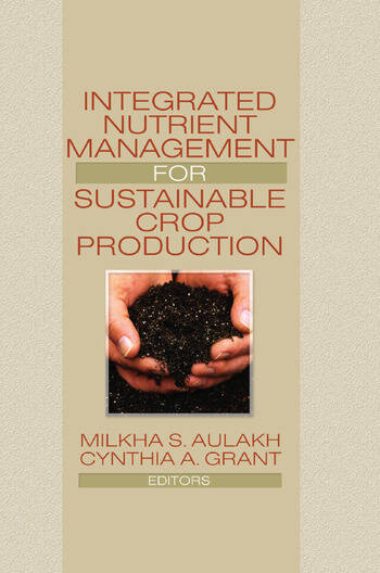 Integrated Nutrient Management for Sustainable Crop Production book cover
