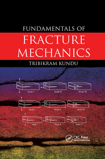 Fundamentals of Fracture Mechanics book cover