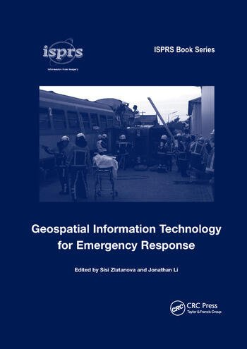 Geospatial Information Technology for Emergency Response book cover