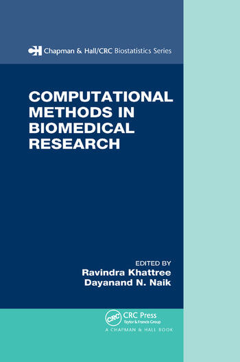 Computational Methods in Biomedical Research book cover