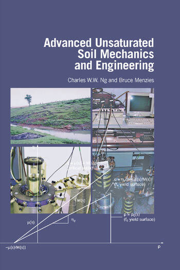 Advanced Unsaturated Soil Mechanics and Engineering book cover