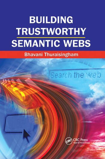 Building Trustworthy Semantic Webs book cover