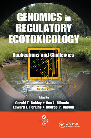 Genomics in Regulatory Ecotoxicology Applications and Challenges book cover