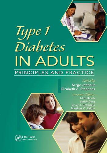 Type 1 Diabetes in Adults Principles and Practice book cover